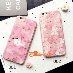 iphone7ケースピンク粉色ネコ6 6S花柄桜さくらアイフォン6splusソフトTPU 猫5.5インチ携帯カバー4.7plusサクラねこ