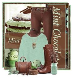 """""""Mint Chocolate"""" by cathy1965 ❤ liked on Polyvore featuring Nook, Fornasetti, Koral, Doublju, Elizabeth and James, Wet Seal, Tory Burch, Plinio Visonà, Pier 1 Imports and Ralph Lauren"""