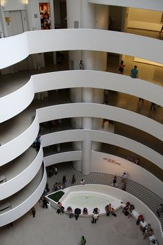 Guggenheim Museum by 205, via Flickr.  Rent-Direct.com - Rent an Apartment in NY with No Broker Fee.