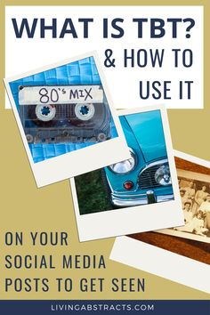 What #TBT means and how to use it on your Instagram posts so that you get seen and shared. It's a simple hashtag strategy everyone can use for their business #instagram #hashtags #socialmediatip Online Marketing, Social Media Marketing, Instagram Tips, Instagram Posts, How To Know, Hashtags, Being Used, Creative Business
