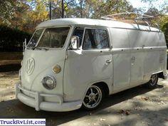 1964 VW Bus Panel Van Volkswagen