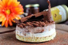 Semifreddo alla Crema Pinoli e Crema Biscokrok Babbi Mousse, Chefs, Your Recipe, Fun Desserts, Fig, Tiramisu, Cocoa, Caramel, Almond