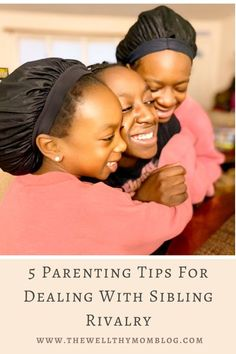 Sibling rivalry is inevitable but manageable if we take the time to be the parent and use conflicts to equip our children with problem-solving tools to maximize a productive resolution that will serve them well not just at home but in their every day lives💪🏽 Read about my 5 parenting tips for dealing with sibling rivalry on the blog and we are in this together 💖 #siblingrivalry #momtips #parentingtips #lifeskillsforkids #siblingbonding #momof3 #lifewithkids #boldbrave Mother Daughter Dates, Sibling Rivalry, Christian Families, Chores For Kids, Parent Resources, Christian Parenting, Training Center, Inevitable, Raising Kids