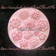 Flexible silicone Mold's Plate