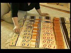 The 45 Math Montessori Materials