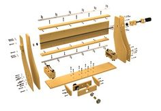 Web based portfolio of digital ceramic artist Daniela Hellmich and architect Brian Oltrogge Cnc Router Plans, Diy Cnc Router, Cnc Plans, Cnc Router Machine, Router Tool, Woodworking Jewellery Box, Woodworking Power Tools, Router Woodworking, Woodworking Machinery