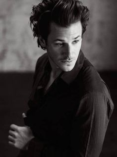 Instyle Spring 2015 with Gaspard Ulliel by Paul Schmidt