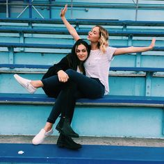 "Natasha Bure on Instagram: ""I've got the prettiest best friend in all of high school #N&N"""