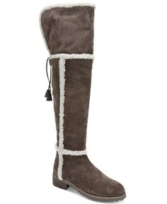 Frye Women's Tamara Shearling Over-The-Knee Boots