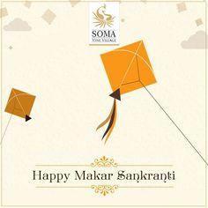 May the stellar transition bring joy & prosperity to all.  #HappyMakarsankranti #Celebration #NewStart