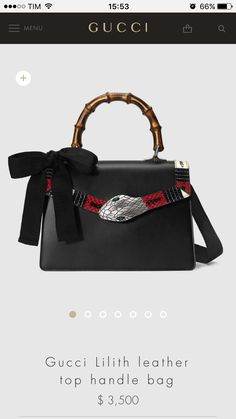 293e4005894 Gucci Nymphaea and Lilith Bag Reference Guide