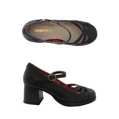 Sapato Téia preto Comparsaria
