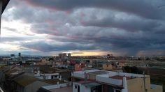 On instagram by dayana_michelle_96 #landscape #contratahotel (o) http://ift.tt/21kEqmE desde mi balcón #paisajes #atardecer