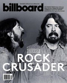 Billboard (US) starring Dave Grohl