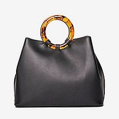 A stylish tote needn't cost the earth—just check out these 15 high-street bags that are guaranteed to make your outfit look instantly more expensive. Handbag Accessories, Women Accessories, Debenhams, Tortoise Shell, Who What Wear, Bucket Bag, Shoulder Bag, Handbags, Tote Bag