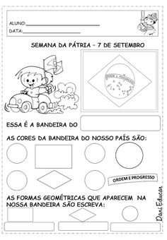atividades sobre educação infantil e fundamental Iphone 5s, Homeschool, Crafts For Kids, Diagram, Education, Activities For Kindergarten, September Activities, Kids Rewards, Montessori Trays