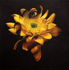 Video on Katrina Canedo Art Bloom, Creative, Handmade, Etsy, Painting, Vintage, Yellow, Art, Collection