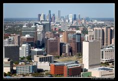 HOUSTON | Texas Medical Center World's largest medical center......my home away from home Monday-Friday