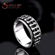 Bague Chaine Motocross Stainless Steel – Motocross Qc