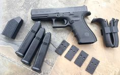 First Look: Glock 17 Modular Optic System (MOS), The Glock 17 MOS and all that's in the box.