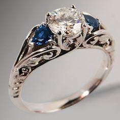 Latest Wedding Ring Designs21