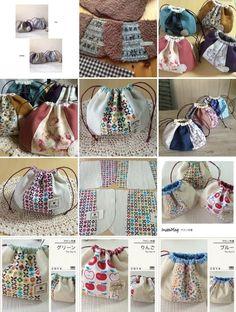 by yunyun今日は皆様から投稿いただいたマロン巾着をご紹介♪インスタグラムで #マロン巾着 と投稿時にタグつけしてもらえると皆さんからの作品がまとめ...