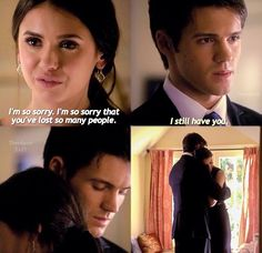Elena and Jeremy #tvd http://allabouttvdcw.blogspot.com/ https://www.youtube.com/channel/UCHLoEl7tEqqYPi-rxD9SgQw
