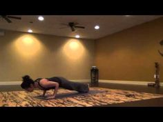 10 min Creative Cardio Yoga Flow with Becca great creative twisting