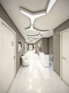 Plastic Surgery Clinic in Russia | Interior Design Files