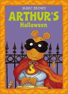 Arthur's Halloween: An Arthur Adventure Brown, Marc Paperback