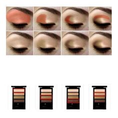 How to apply eyeshadow!