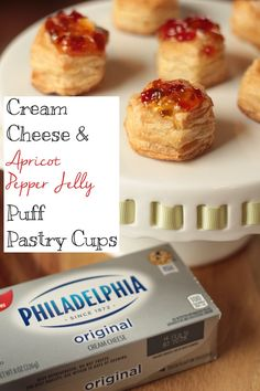 Best Puff Pastry Cups Recipe on Pinterest