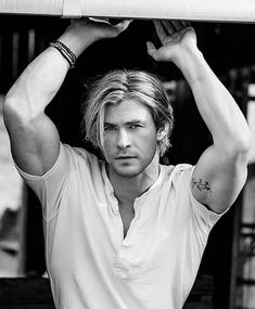 Chris Hemsworth - People Magazine's Sexiest Man Alive 2014 - Photo shoot