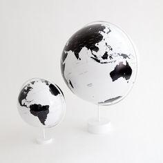 World Globe www.bullesconcept.com