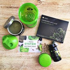 You know the power each of our amazing It Works! products has, but using them together in a developed system delivers even better results! It's four of our best products working together, inside and out, to help you look better, live healthier,
