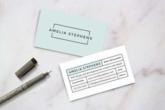 Pin by anastasia souris on lesson learned pinterest card make an impression with this minimalist two sided business card design includes cmyk templates in adobe photoshop d and adobe illustrator wajeb Gallery