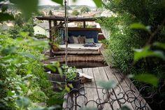 © bysahlia.com Gmunden Austria, Cabin, House Styles, Garden, Home Decor, Garten, Decoration Home, Room Decor, Cabins