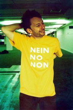 Thom Yorke - NEIN, NO, NON