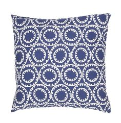 Jaipur Rugs Veranda Pillows Ring A Bell Pillows | Rugs Direct