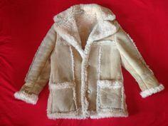 Vintage Sheepskin Jacket