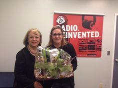The Olive Connection on RadioBDC with Julie Kramer