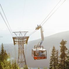 Grouse Mountain - Credit: Greg Funnell