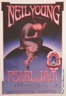 Neil Young, Pearl Jam