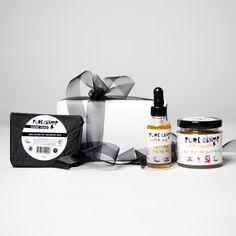 Navidad en OIANORA   Set PureChimp con Aceite Súper One, Super Limpiadora y Súper Jabón. Marca exclusiva en España y el regalo perfecto para el o ella
