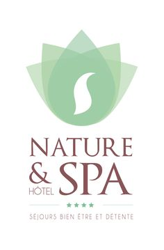 Logo Nature & Spa Hôtel - by Kelly Champenois / Copyright Kelly Champenois