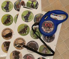 Original 'Pet stickers'.