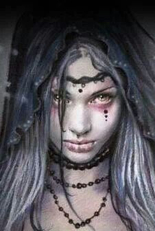 Some tried to raise from the dead while others channelled through the mind. There are many forms of communication Gothic Angel, Gothic Fairy, Gothic Artwork, Fantasy Artwork, Paranormal Pictures, Gothic Fantasy Art, Beautiful Dark Art, Luis Royo, France Art
