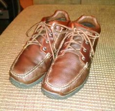 Columbia Beaumont Men's Brown Leather Boots Size 11 #Columbia #AnkleBoots