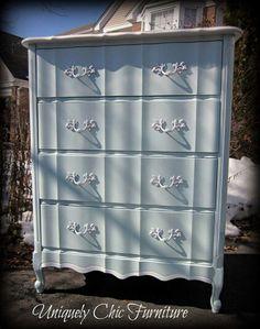 Uniquely Chic Furniture via Facebook