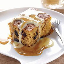 Sticky date pudding - 5 pro points (delicious)